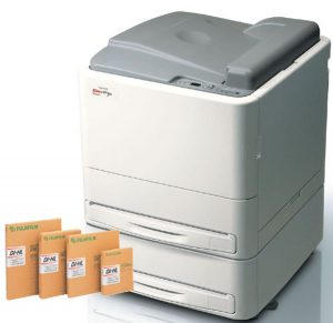 Dry Printer and Dry Film